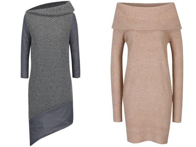 Zimné šaty