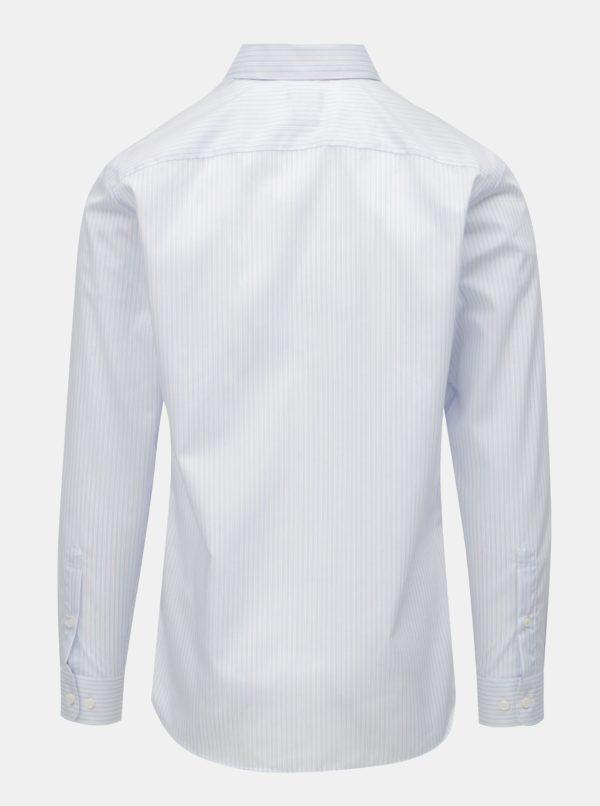 f962d7f3b Modrá formálna slim fit košeľa Selected Homme | Moda.sk