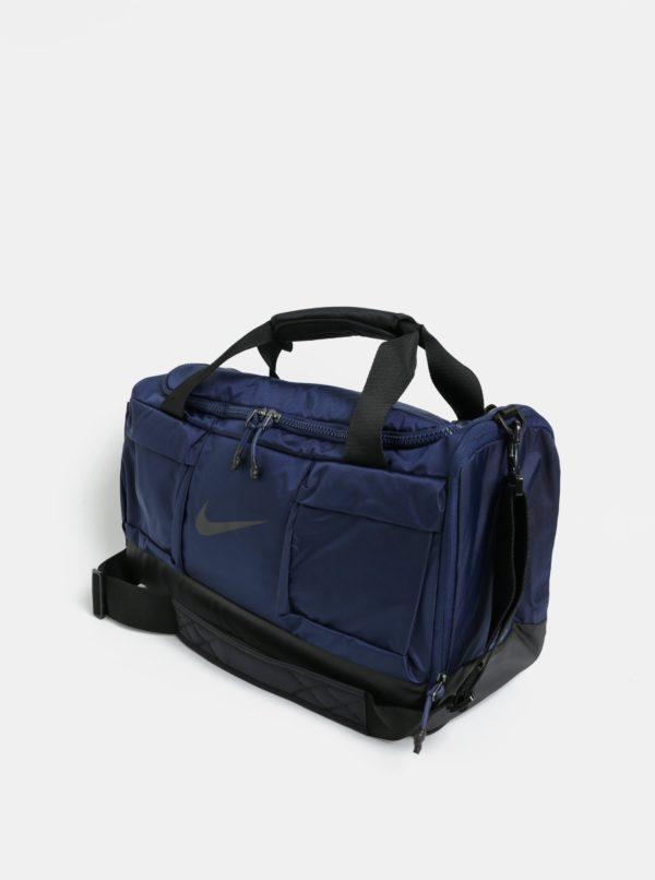 19c91a44106f7 Čierno-modrá športová taška Nike Midnight 37 l | Moda.sk