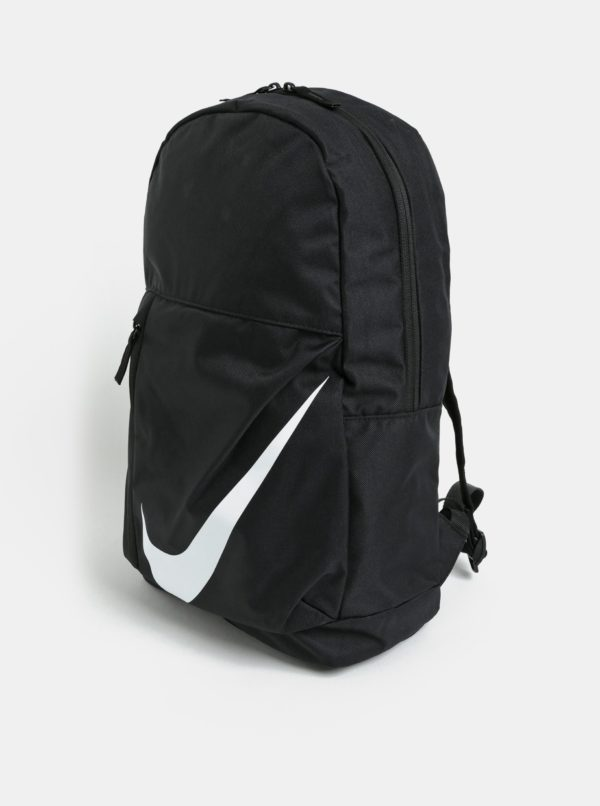 17450acee1 Čierny batoh s peračníkom Nike Elemental 22 l