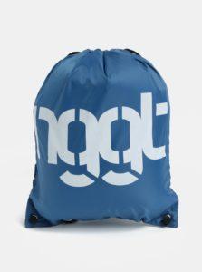Modrý vak s potlačou Nugget Benched