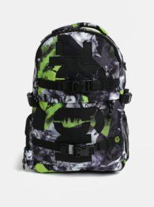 Zeleno-sivý pánsky batoh NUGGET Arbiter 30 l