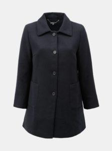 Tmavomodrý zimný kabát Ulla Popken