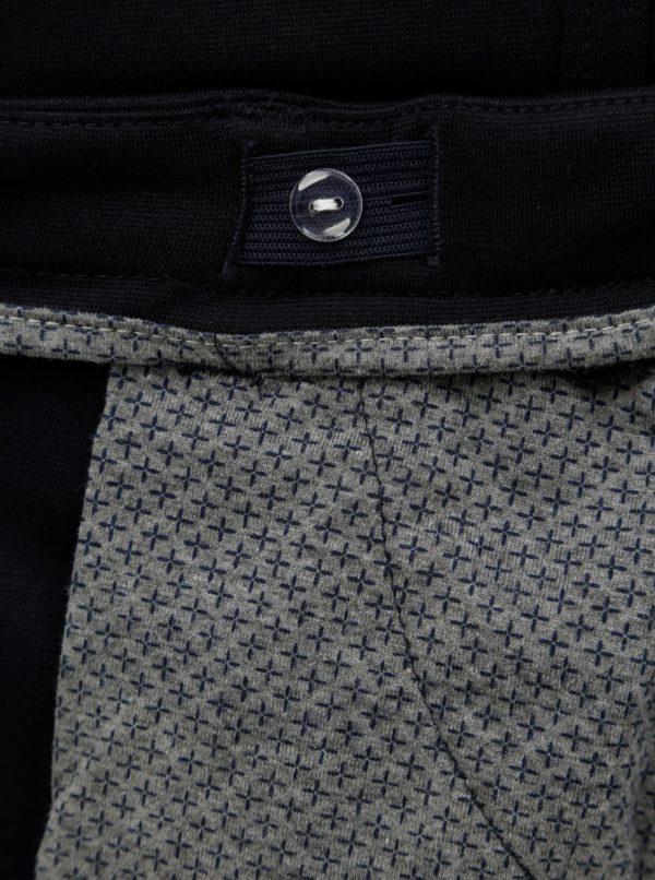Tmavomodré chlapčenské nohavice s vreckami North Pole Kids