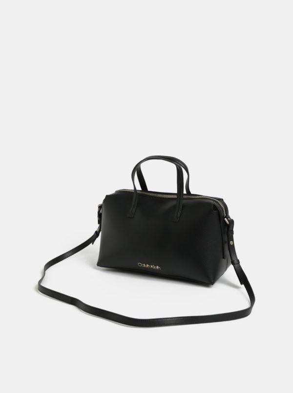a11442e58 Čierna kabelka Calvin Klein Jeans | Moda.sk