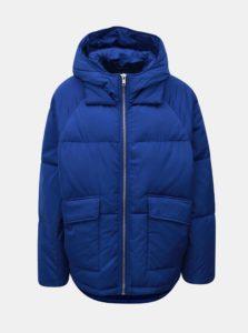 Modrá zimná bunda Moss Copenhagen Filia