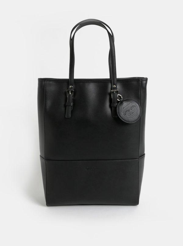 Čierna veľká kabelka Meatfly