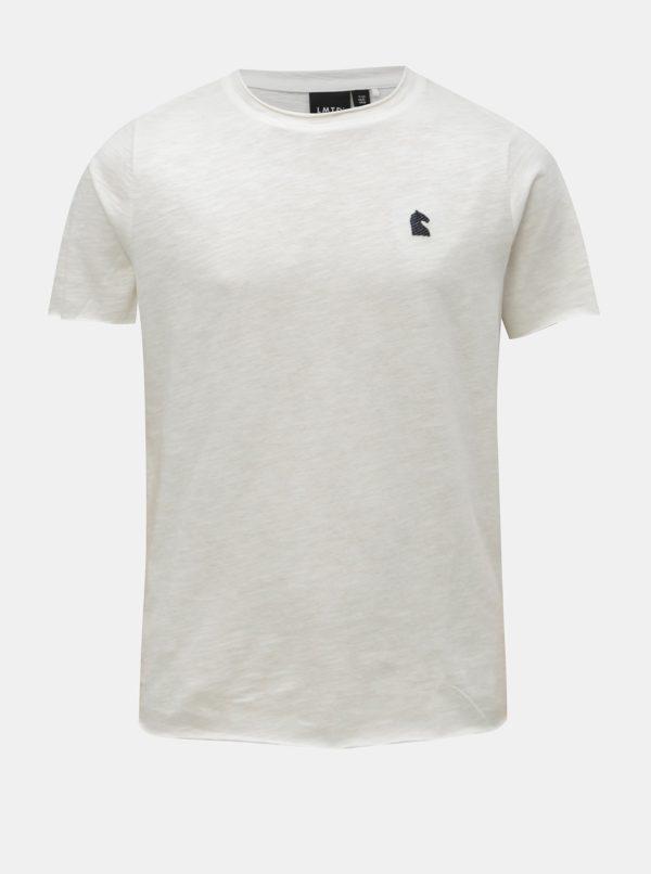 Biele chlapčenské tričko s krátkym rukávom LIMITED by name it