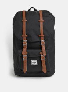 Čierny batoh Herschel Little America 25 l