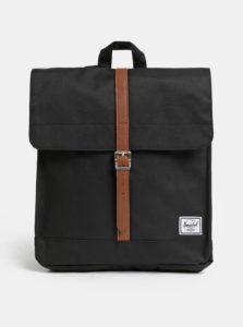 Čierny batoh Herschel City Mid 14 l