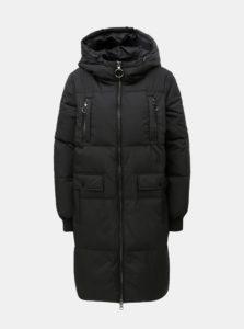 Čierny prešívaný kabát VERO MODA Comfy