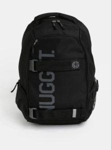 Čierny batoh s potlačou Nugget 24 l