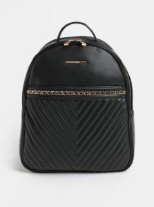 Čierny elegantný batoh ALDO