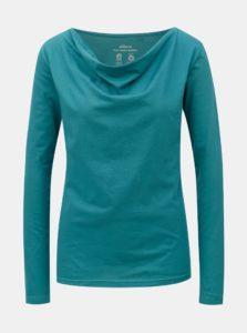 Modré tričko s dlhým rukávom SKFK Hogei