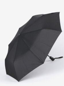 Čierny pánsky vystreľovací dáždnik Doppler