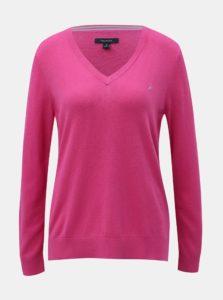 Ružový tenký sveter Nautica