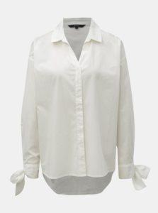 dbbf4e8f3310 Biela voľná košeľa VERO MODA Flow