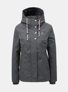 Sivá dámska zimná bunda Ragwear