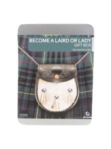Darčeková súprava Staňte sa škótskym Lordom Gift Republic