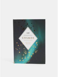 Balenie deviatich lepiacich bločkov v pevných doskách Chronicle Cosmos
