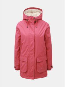 Ružová dámska zimná bunda Nugget Hita