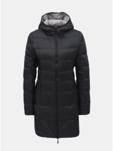 Čierny dámsky páperový nepremokavý kabát LOAP Iprana