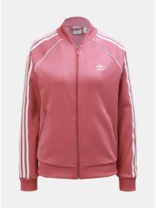 Ružová dámska mikina adidas Originals