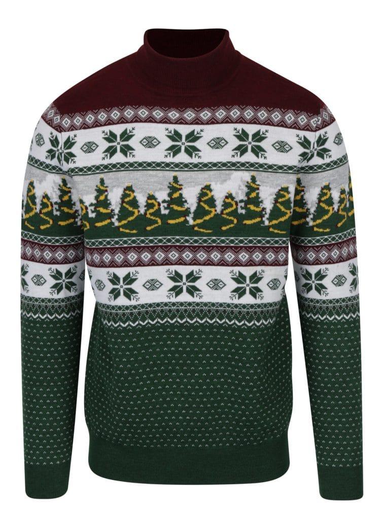 Pánsky vianočný sveter