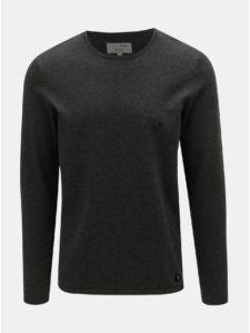 Sivý pánsky tenký sveter Tom Tailor Denim