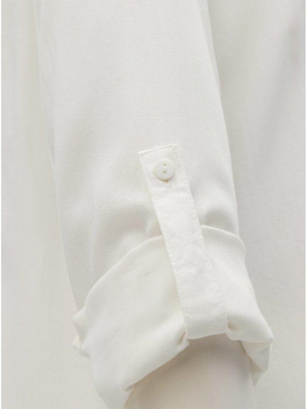Krémová tehotenská košeľa Mama.licious Majbrit