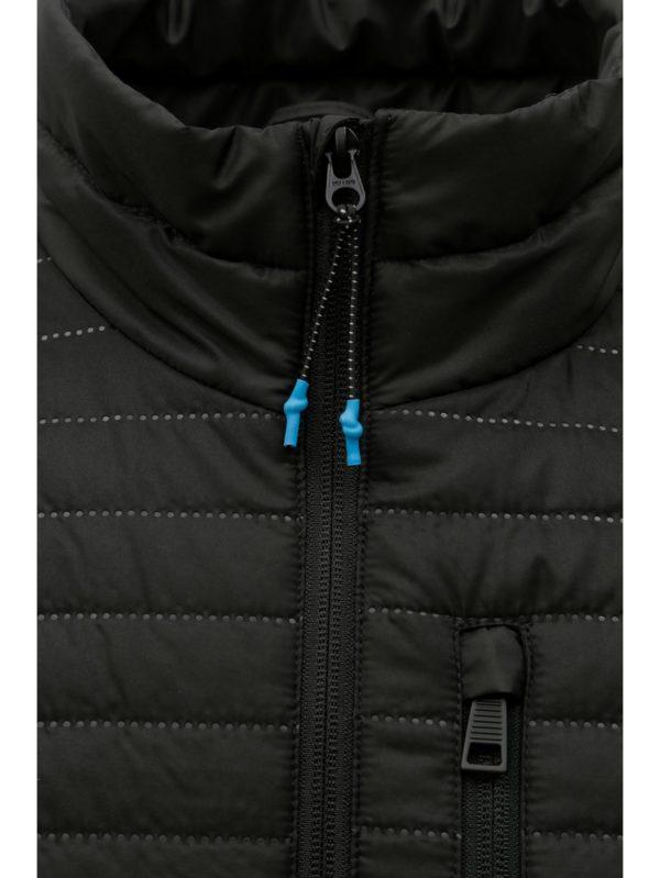 Čierna zimná bunda ONLY & SONS Anton