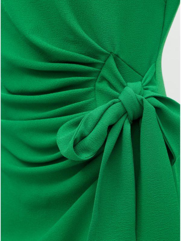 b2dfde8c850f Zelené puzdrové šaty Lily   Franc by Dorothy Perkins