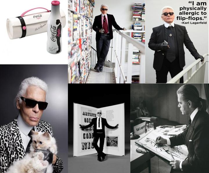 Karl a jeho milované činnosti Coca cola, knihy, kreslenie a macka