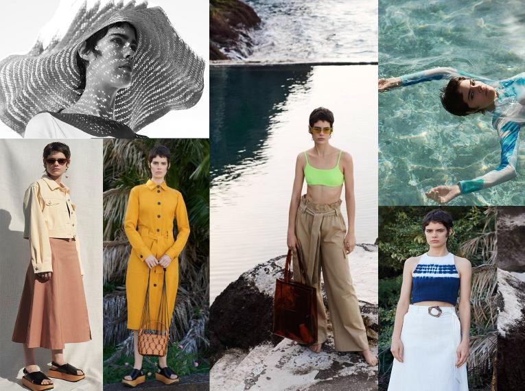 názorná ukážka štýlu a siluety aktuálnej kolekcie Reserved 2019