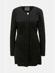 Čierny tenký kabát ONLY Melissa