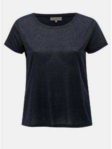 Tmavomodré trblietavé tričko ONLY CARMACOMA Rex