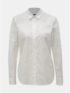 Biela dámska košeľa GANT