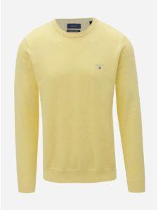 Žltý pánsky sveter GANT