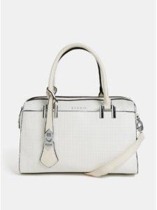 Biela kabelka Bessie London