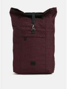 Vínový melírovaný batoh Spiral North 15 l
