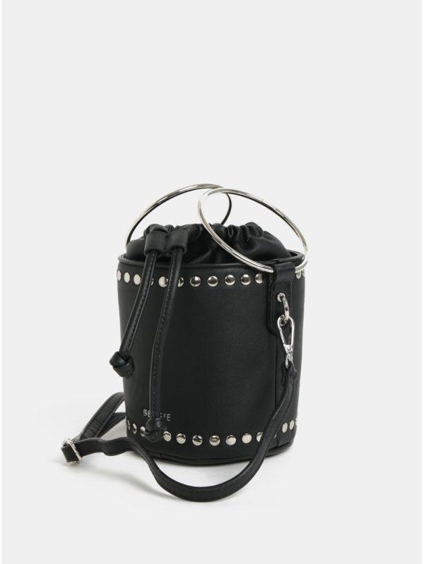 Čierna vaková kabelka Bessie London