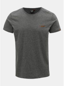 Tmavosivé pánske tričko Ragwear Nedie