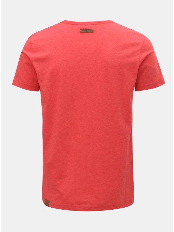Červené pánske tričko Ragwear Nedie