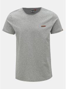 Svetlosivé pánske tričko Ragwear Nedie