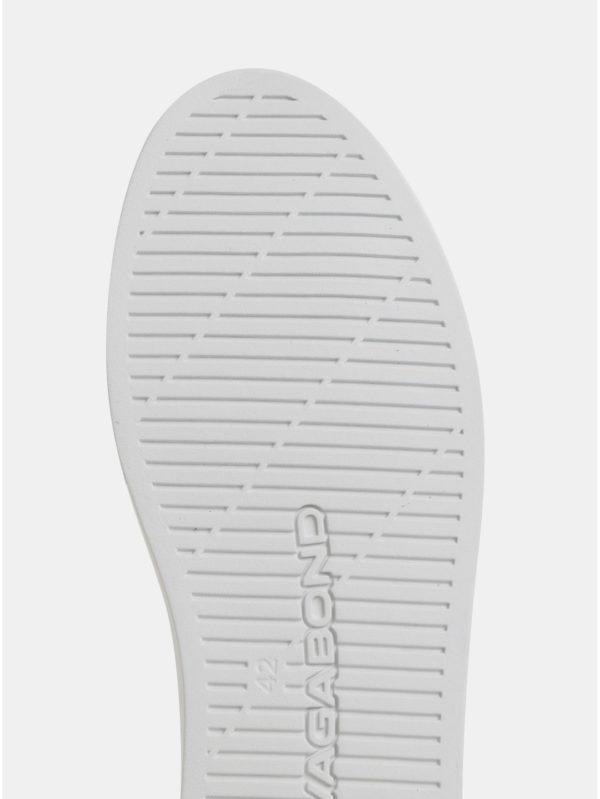 Tmavomodré pánske semišové tenisky Vagabond Paul