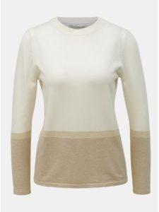 Krémový sveter ONLY Camellia