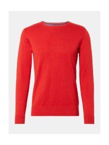 Červený pánsky sveter Tom Tailor