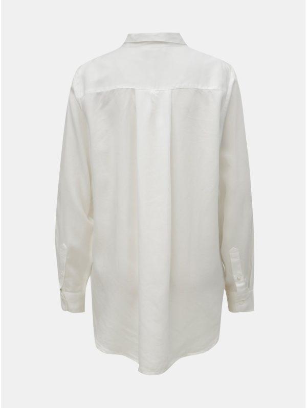 Biela košeľa Selected Femme Kalli