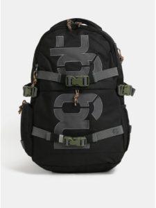 Čierny batoh s odnímateľným bedrovým popruhom NUGGET Arbiter
