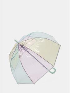 Transparentný vystreľovací dáždnik Esprit
